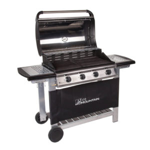 Fire Mountain Everest 4 Burner Gas Barbecue