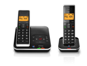 BT Xenon 1500 DECT Digital Cordless Phone with Digital Answering Machine & Caller Display