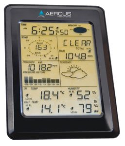 Weather Station Wireless WS1093