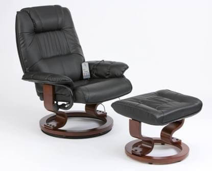 Napoli Heat and Massage Recliner Chair