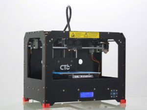 New Desktop 3D Printer Dual Extruder