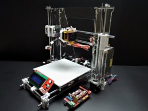 Sintron 3d Printer Full Complete Kit