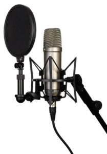 RODE NT1-A Condenser Microphone Bundle