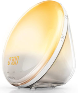 Philips Wake-Up Light Alarm Clock HF3520 01