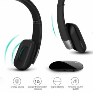 wireless bluetooth headphone review