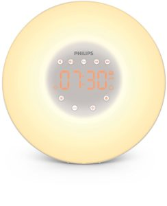 Philips Wake-Up Light Alarm1
